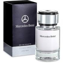 Perfume Mercedes-benz Masculino 120ml - Original