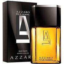 Perfume Azzaro Pour Homme Masc 100ml + Nota Fiscal