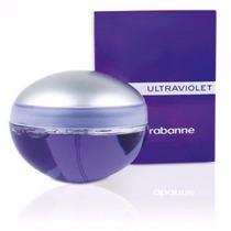 Perfume Ultraviolet Eau De Parfum Paco Rabanne Original 80ml