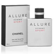 Perfume Allure Homme Sport Edt 100ml Frete Grátis Original
