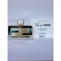 Fendi Fan Di Fendi Eau Toilette Edt 75 Ml Spray Tester