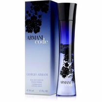 Perfume Armani Code Feminino Eau De Parfum 50ml