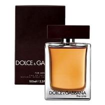 Perfume Dolce Gabbana The One Imp Usa 100ml Original