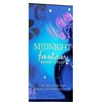 Perfume Importados Feminino Fantasy Midnight 50ml Britney Sp
