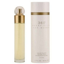 Perfume 360° For Women 50ml Eau De Toilette By Perry Ellis