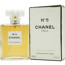 Perfume Feminino Chanel N5 100ml Importado Usa Edp