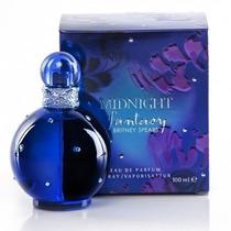 Perfume Fantasy Midnight Feminino 100ml Eau De Parfum