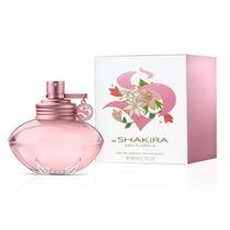 Perfume S By Shakira Florale 80ml Eau De Toilette