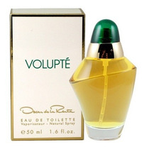 Perfume Volupté Feminino 100ml Edt - Oscar De La Renta