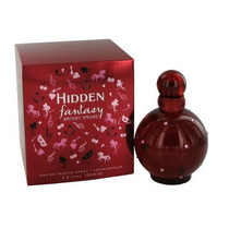 Perfume Fantasy Hidden Feminino 100ml Edp By Britney Spears