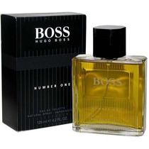 Perfume Hugo Boss Number One Masc 125ml 100%original C/ Selo
