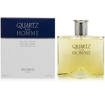 Perfume Quartz Pour Homme Molyneux For Men 100ml Edt - Novo