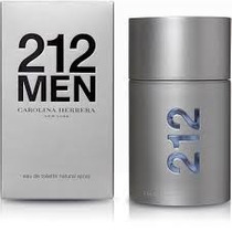 212 Men Eau De Toilette 100ml