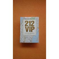Kit 212 Vip Carolina Herrera Perfume Edp 80ml+ Loçao 100ml