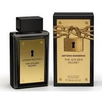 Perfume The Golden Secret Edt 200ml. Frete Grátis