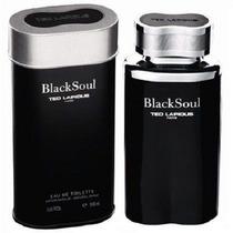 Perfume Black Soul Ted Lapidus Masculino Original Importado