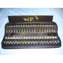 Kit Estojo 40 Amostras 4 Ml Perfume Importado Up