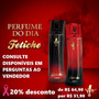 Perfume Deo Colônia Fetiche Feminino E Masculino 100 Ml Yes!