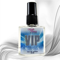 Perfume Vip 30ml Edp Inspirado Em 212 Vip Men
