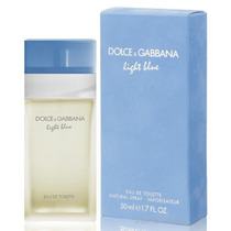 Dolce & Gabbana - Light Blue - Amostra / Decant - 5ml