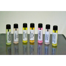 1 Estojo C/ 20 Amostras 4,5ml De Perfumes Import Originais