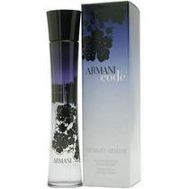 Perfume Armani Code Fem Edp 75 Ml - Original E Lacrado