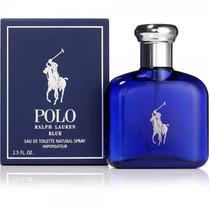 Perfume Polo Blue 125ml - Ralph Lauren - Original E Lacrado