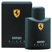 Ferrari Black Masculino 125ml Orginal E Lacrado !!