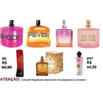 Perfumes Deo Colônia Yes Cosmetics 100 Ml Femininos Promoção