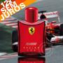 Perfume Ferrari Red Racing Masculino Scuderia Novo - 125ml