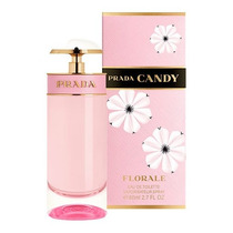 Perfume Prada Candy Florale Edt 80ml Feminino Frete Grátis.