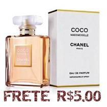 Chanel Coco Madeimoselle Eau De Parfum Decant/amostra 5ml