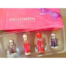 Kit Miniaturas Perfume Halloween Collection