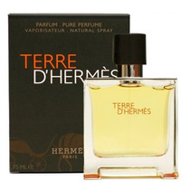 Terre D´hermes Pure Parfum Edf Amostra Spray 2,5ml Original