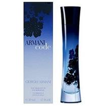 Armani Code Feminino Eua De Toilette 75ml Giorgio Armani