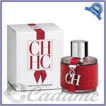 Perfume Carolina Herrera Ch Hc Fem 100ml Original - Lacrado
