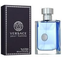 Versace Pour Homme Masculino Edt 100ml Original Lacrado