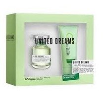 Kit Benetton United Dreams Live Free Feminino.