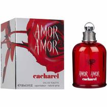 Perume Feminino Amor Amor Edt 100ml - Cacharel Original