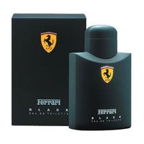 Perfume Ferrari Black 125ml - Original - Lacrado. Oferta!