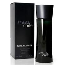 Perfume Armani Code 75ml Giorgio Armani Masculino