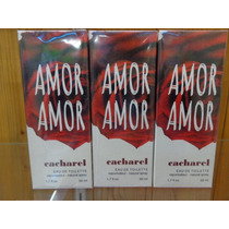 Perfume Importado Amor Amor Cacharel 50ml Similar Baratos
