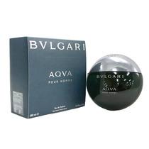 Aqva Bvlgari Masculino 100ml Edt - Perfume - Original