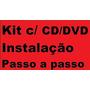 Kit Instalação De Ar Condicionado Split De 7 Até 12,000btus