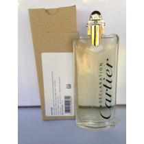 Cartier Declaration Eau De Toilette 100 Ml Spray Tester