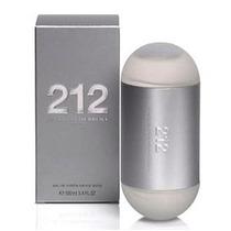 Perfume 212 Feminino 80 Ml Carolina Herrera