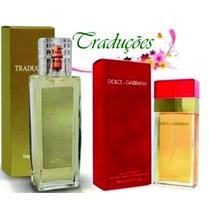 Fragrância Dolce & Gabbana 100ml - Tradução Gold Da Hinode