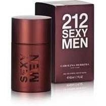 Perfume 212 Sexy 100ml M - Lacrado -c/ N/f
