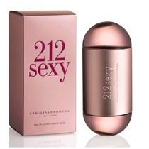Carolina Herrera 212 Sexy Fem. Edp 60ml