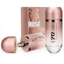 Perfume Importado 212 Vip Rosé 1° Linha Similar